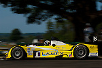 #8 Merchant Services Racing Oreca FLM09: Kyle Marcelli, Lucas Downs
