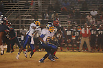 Oxford High's Courtland Barnes (21) vs. Clarksdale High in Clarksdale, Miss. on Friday, November 2, 2012. Oxford won.