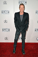 LOS ANGELES, CA - NOVEMBER 20: Sting at the 44th Annual American Music Awards at the Microsoft Theatre in Los Angeles, California on November 20, 2016. Credit: Koi Sojer/Snap'N U Photos/MediaPunch