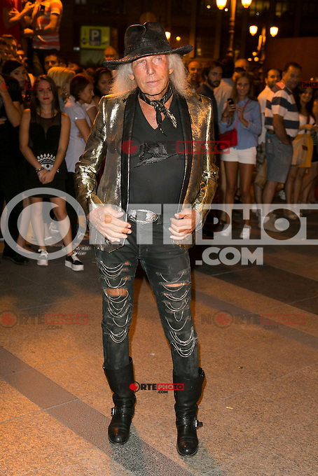 attends the party of Nike and Roberto Tisci at the Casino in Madrid, Spain. September 15, 2014. (ALTERPHOTOS/Carlos Dafonte) /NortePhoto.com