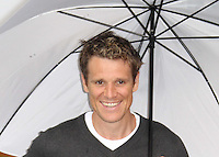 James Cracknell Cars 2 UK Premiere, Whitehall Gardens, London, UK, 17 July 2011:  Contact: Rich@Piqtured.com +44(0)7941 079620 (Picture by Richard Goldschmidt)