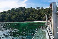 Pulau Payar Island And Floating Platform, Malaysia, Malaysia