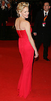 Sharon Stone arrives at the BAFTA film awards at the Royal Opera House in London.