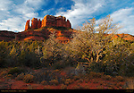 Sunrise in Sedona, Cathedral Rock, Sedona, Arizona