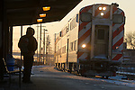 Metra and Chicago Commuter Railroad Photos