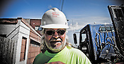 Construction worker - HDR