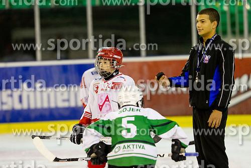 at Zmajcek tournament on December 3 - 4, 2011, in Hala Tivoli, Ljubljana, Slovenia.  (Photo by Matic Klansek Velej / Sportida)