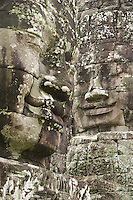 Bayon Temple, Angkor, Cambodia
