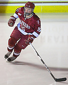 Katharine Chute (Harvard - 15) - The Harvard University Crimson defeated the Northeastern University Huskies 4-3 (SO) in the opening round of the Beanpot on Tuesday, February 8, 2011, at Conte Forum in Chestnut Hill, Massachusetts.
