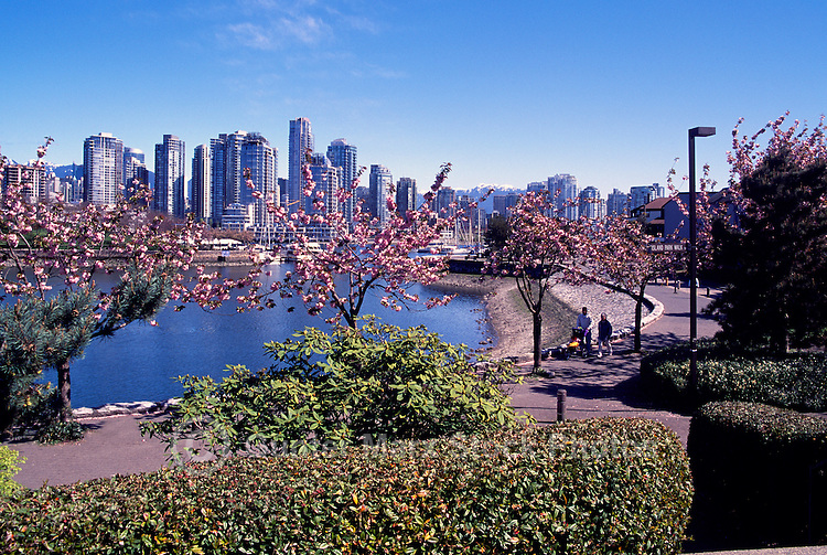 Vancouver Bc Canada British Columbia City Skyline Pictures Images Gunter Marx Stock Photos