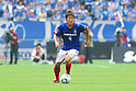 Yuzo Kurihara (FMarinos), JUNE 11th, 2011 - Football : 2011 J.League Division 1 match between Yokohama FMarinos 0-2 Kashiwa Reysol at Nissan Stadium in Kanagawa, Japan. (Photo by AFLO)