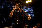 Damian Marley Performs at Nas & Damian Marley at Central Park SummerStage, NY 8/11/11