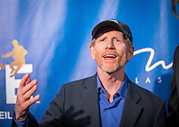 LAS VEGAS, NV - July 14, 2016: Ron Howard pictured arriving at The Beatles LOVE by Cirque Du Soleil at The Mirage Resort in Las vegas, NV on July 14, 2016. Credit: Erik Kabik Photography/ MediaPunch