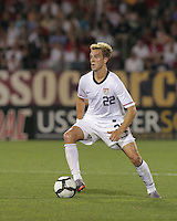 USA midfielder Stuart Holden (22) starts a move forward. In the Send Off Series, the Czech Republic defeated the US men's national team, 4-2, at Rentschler Field in East Hartford, Connecticut, on May 25, 2010.