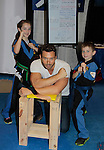 09-07-14 Eric Martsolf Karate - fans - Women's Expo Hartford, CT