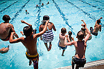 Budget Cuts Force Public Pool Closures