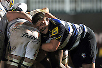 David Wilson of Bath United in action. Aviva A-League match, between Bath United and Exeter Braves on November 30, 2015 at the Recreation Ground in Bath, England. Photo by: Patrick Khachfe / Onside Images