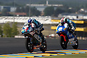 May 23, 2010 - Le Mans, France - Spanish rider Nicolas Terol is pictured at the French Grand Prix on Le Mans circuit, France, on May 23, 2010. (photo Andrew Northcott/Nippon News)1