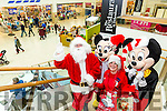 Santa arrives at Manor West Retail Centre on Saturday