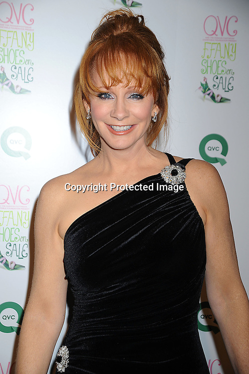 """Reba McEntire.at The QVC """"FFANY Shoes on Sale""""Gala to benefit breast cancer research on October 15, 2008 at The Waldorf Astoria Hotel in New York City. ..Robin Platzer, Twin Images"""