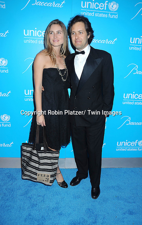 Lauren Bush and David Lauren attending The 7th Annual Unicef Snowflake Ball on November 30, 2010 at Cipriani 42nd .Street.