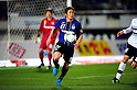 Akira Kaji (Gamba),.MARCH 25, 2011 - Football / Soccer :.2012 J.League Division 1 match between Gamba Osaka 1-2 Jubilo Iwata at Expo '70 Stadium in Osaka, Japan. (Photo by AFLO)
