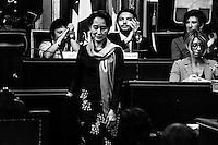 Italy: Aung San Suu Kyi