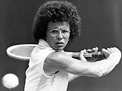 02.07.1975 Billie Jean King (USA) Tennis 1975 Wimbledon London All England Championship