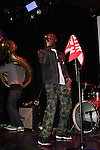 Rashad Performs At BET Music Matters at Santos Party House, NY  3/13/13