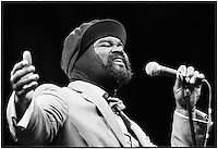 Gregory Porter Howard Theatre 9/12/12 BW