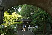 Scenes of Kyoto, Japan.