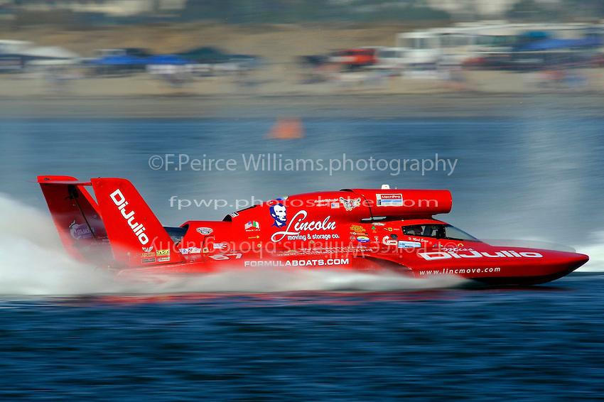 """Mark Evans, U-57 """"Formula Boats.com"""""""