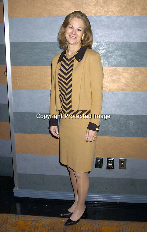 """Christie Hefner ..at the 18th Annual Citymeals-on-Wheels """"Power Lunch for Women"""" on November 18, 2004 at The Rainbow Room. ..Photo by Robin Platzer, Twin Images.."""
