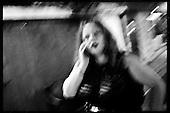 Sunny Beach 08.2010 Bulgaria<br /> Local prostitute.<br /> Sunny Beach in Bulgaria, the largest and most popular Black Sea holiday resort, with around 600 hotels and 400 restaurants. Known as the Las Vegas of the Eastern Europe. Discoteques, nightclubs, restaurants, amusement, parks and hotels light-up the coastline at night. This sea resort attracts the rich and famous, mafia members, politicians and international tourists. It is a different world within one of the poorest nations in the European Union.<br /> Photo: Adam Lach / Napo Images<br /> <br /> Lokalna prostytutka.<br /> Sunny Beach w Bulgarii, najwiekszy i najbardziej popularny kurort nad Morzem Czarnym, z okolo 600 hotelami i 400 restauracjami. Nazywany Las Vegas Wschodniej Europy. Dyskoteki, kluby, restauracje, parki rozrywki i zespoly hotelowe z basenami oswietlaja po zmroku cale wybrzeze. Kurort przyciaga bogaczy, czlonkow mafii, politykow i miedzynarodowych turystow. To inny swiat w najbiedniejszym kraju Unii Europejskiej.<br /> Fot: Adam Lach / Napo Images<br /> <br /> PICTURE TAKEN ON NEGATIVES