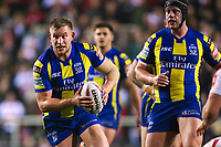 Picture by Alex Whitehead/SWpix.com - 16/03/2017 - Rugby League - Betfred Super League - Leigh Centurions v Warrington Wolves - Leigh Sports Village, Leigh, England - Warrington's Mike Cooper.