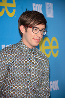 LOS ANGELES - MAY 1:  Kevin McHale arrives at the Glee TV Academy Screening and Panel at TV Academy Theater on May 1, 2012 in North Hollywood, CA