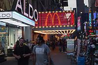 Times Square in New York, United States. 5/16/2012.  Photo by Eduardo Munoz Alvarez / VIEWpress.
