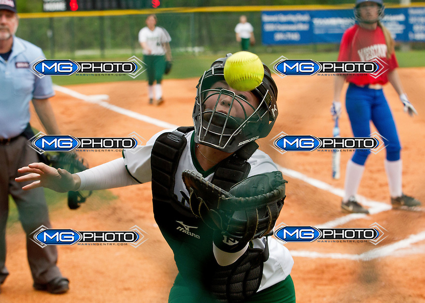 140417 Mountain Brook vs Vestavia Softball