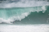 Margaret River, Western Australia (Wednesday, April 15, 2015) Adam Melling (AUS). &ndash; The first day of the 2015 Drug Aware Margaret River Pro was called on today with surf in the solid 10'-12 plus surf at the main break at Margaret River and solid 6'-10' at the alternate spot of The Box. <br /> Round One heats 1 to 7 were held at The Box before the contest was put on hold for a short time and then shifted to the main Break.<br /> Photo: joliphotos.com
