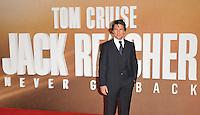"OCT 20 ""Jack Reacher: Never Go Back"" European film premiere"