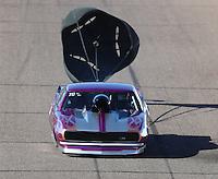 Feb 24, 2017; Chandler, AZ, USA; NHRA top sportsman driver Randy Balough during qualifying for the Arizona Nationals at Wild Horse Pass Motorsports Park. Mandatory Credit: Mark J. Rebilas-USA TODAY Sports