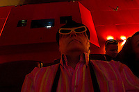 Watching The Hobbit in 3D on the Imax in Houston, 2014.