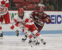 Boston University vs Boston College, February 21, 2015