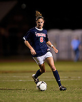 Maryland Women's Soccer vs Virginia, September 27, 2012