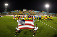 USA vs Jamaica, September 7, 2012