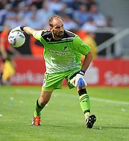 FUSSBALL   1. BUNDESLIGA  SAISON 2011/2012   2. Spieltag   13.08.2011 TSG 1899 Hoffenheim - Borussia Dortmund  Tom Starke (TSG 1899 Hoffenheim)