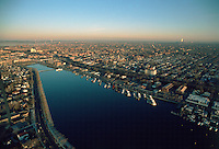 Sheepshead Bay, Brooklyn, NY, Aerial