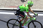 Pierre Rolland (FRA) Cannondale-Drapac at the rear of the peloton as they pass through Ala dei Sardi during Stage 2 of the 100th edition of the Giro d'Italia 2017, running 221km from Olbia to Tortoli, Sardinia, Italy. 6th May 2017.<br /> Picture: Eoin Clarke | Cyclefile<br /> <br /> <br /> All photos usage must carry mandatory copyright credit (&copy; Cyclefile | Eoin Clarke)