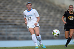 15 August 2014: North Carolina's Jessie Scarpa. The University of North Carolina Tar Heels hosted the University of Missouri Tigers at Fetzer Field in Chapel Hill, NC in a 2014 NCAA Division I Women's Soccer preseason match. Missouri won the exhibition 2-1.