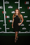 """Singer Ariana Grinblat Attends Airbnb & Roc Nation Sports """"Roc Nation Sports Celebration"""" Held at The 40/40 Club NY"""